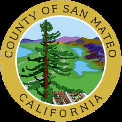 County of San Mateo California Seal