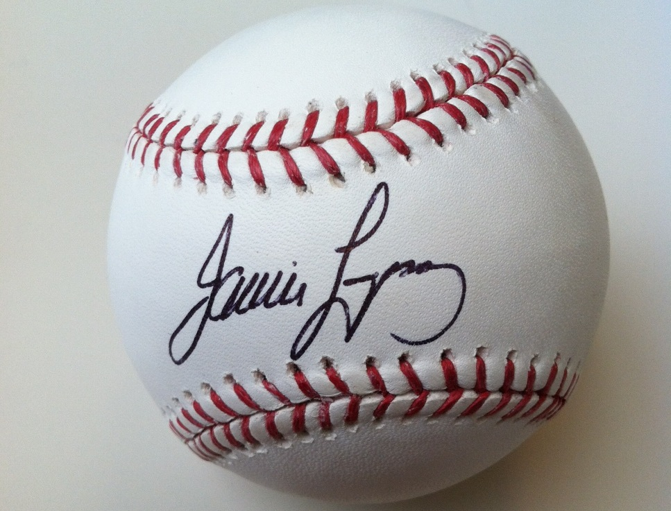 Baseball signed by San Francisco Giants Pitcher!