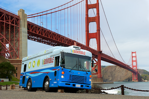 SFPL Bookmobile Appearance