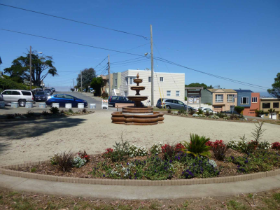 Gambier Plaza at McLaren Park