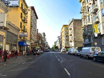 The Tenderloin - A diamond in the rough. 