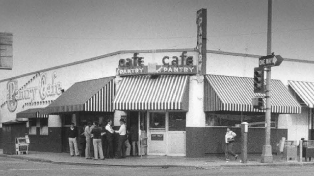 What is your favorite food-related historical place in Los Angeles?