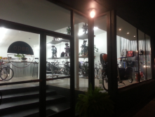 This eco-friendly, high-end bike shop has a hip, urban feel. They did an amazing job of reinventing this tired space.